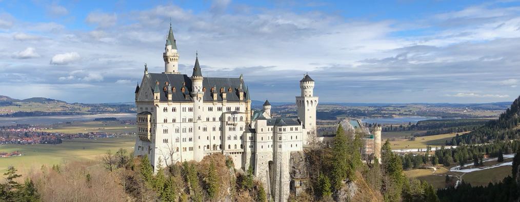 GERMANY & AUSTRIA TOURS  