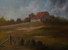 16 x 20 Oil on Canvas
