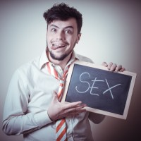 "What if Men Don't Actually ""Need"" Sex?"
