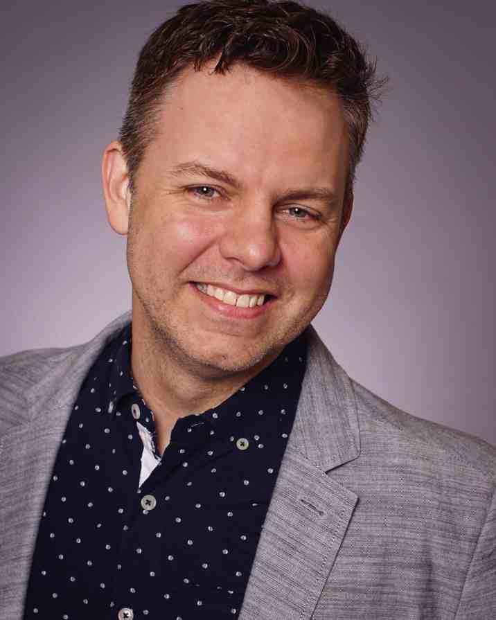 David B portrait