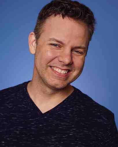 David D portrait