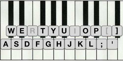 keymap