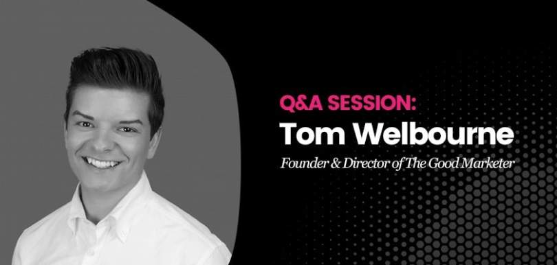 Make an online income like tom welbourne