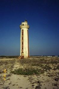 Lighthouse on Bonaire