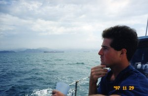 Pondering the natural beauty of the Northern Venezuelan Coast
