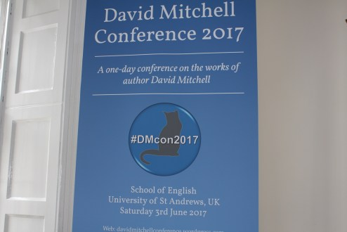 David Mitchell 2017 conference banner