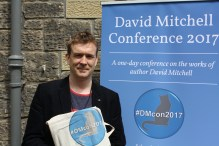 David Mitchell at the David Mitchell Conference 2017