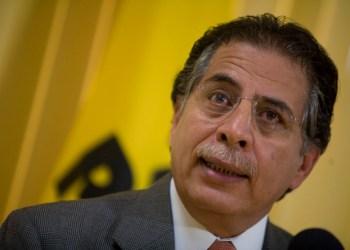 Esta tarde el ex dirigente nacional del PRD, Jesœs Ortega Mart'nez, ofreci— una conferencia de prensa en la sede del partido, en la cual se refiri— a los resultados en la pasada elecci—n en el Edo. de MŽxico, Nayarit, coahuila Ž Hidalgo. 5 DE JULIO DE 2011, MEXICO, D.F. FOTO: OCTAVIO GOMEZ