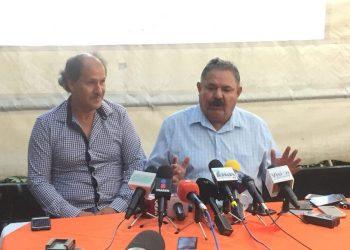 Jesús Escamilla, dirigente del partido Humanista, en imagen de archivo.