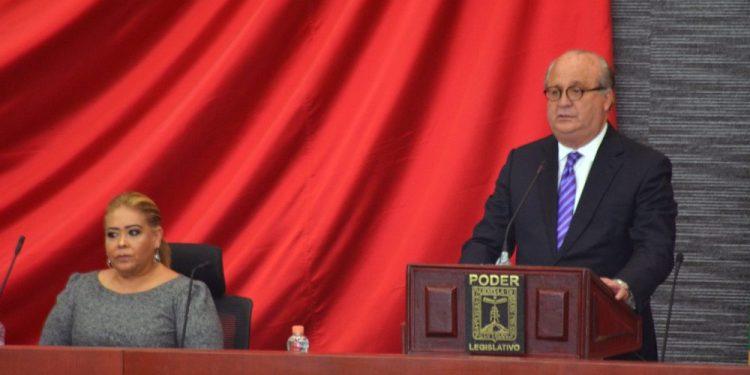 Graco Ramírez Garrido Abreú, gobernador de Morelos