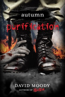 Autumn: Purification by David Moody (Thomas Dunne Books, 2011)