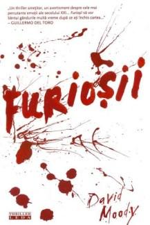 Furiosii by David Moody (Hater, Romanian, Leda, 2011)
