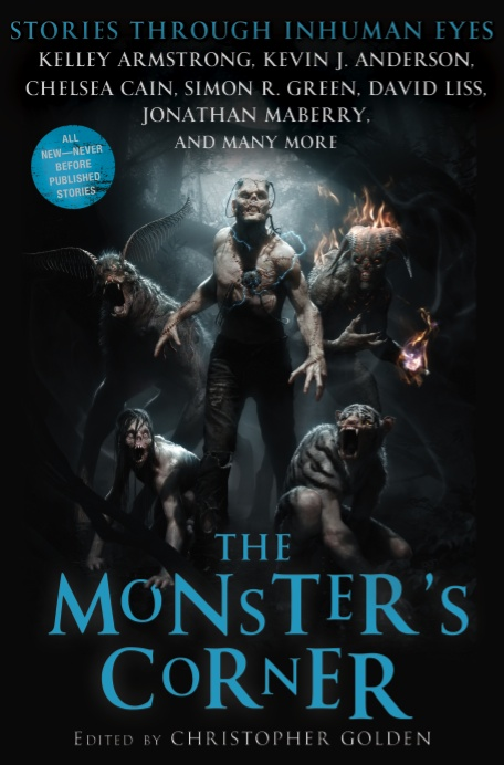 The Monster's Corner (St Martin's Griffin, 2011)