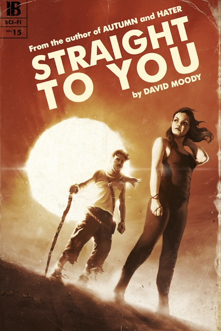 Straight to You cover