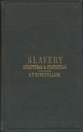 Stringfellow Book