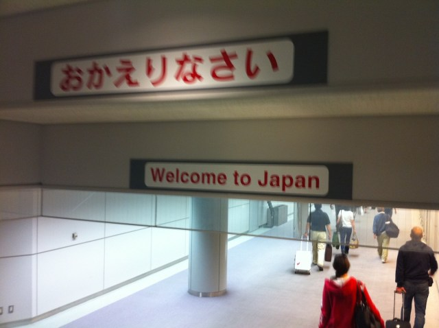 Welcome to Japan (2010).