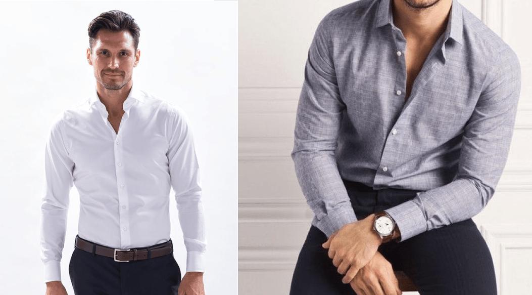 Reglas de Elegancia Camisas Casuales Hombres