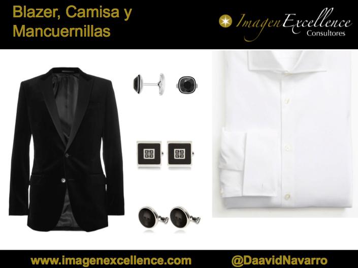 Cómo vestir elegante usando el color Blanco y Negro 1