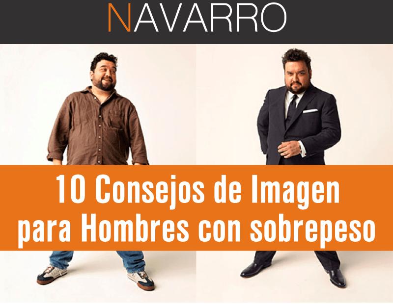 10 Consejos de imagen para hombres gorditos 1