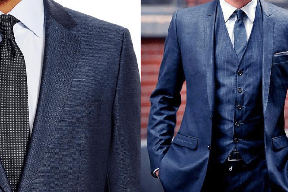 De qué tela debe ser un traje para hombre 5
