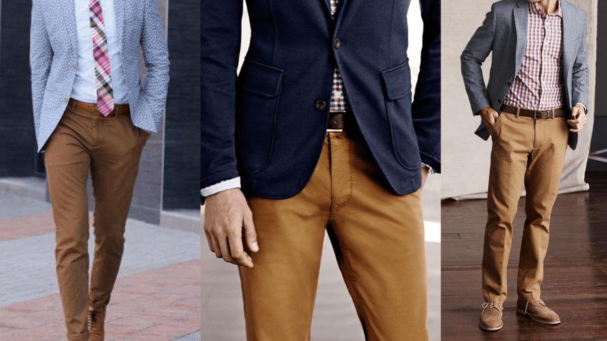 Como Combinar El Pantalon Caqui Asesor De Imagen Y Comunicacion