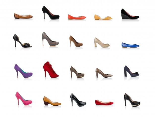 Zapatos y codigos de vestimenta