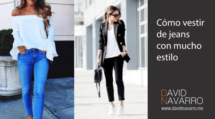 Como usar jeans con estilo