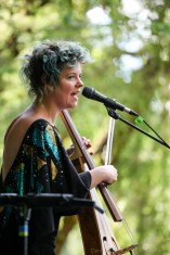 The Moulettes perform at Vancouver Folk Music Festival 2016