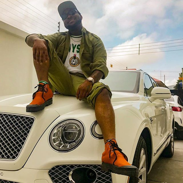 Davido goes for nysc gallery pictures