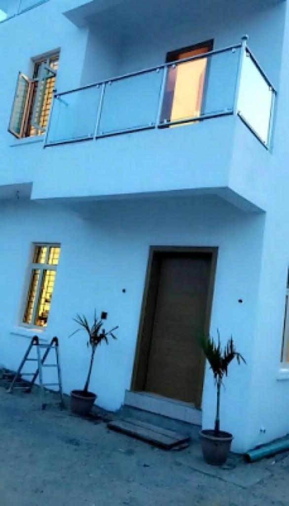 Davido House In Nigeria
