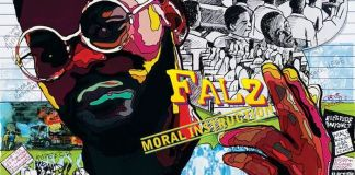 Falz Moral Instruction album