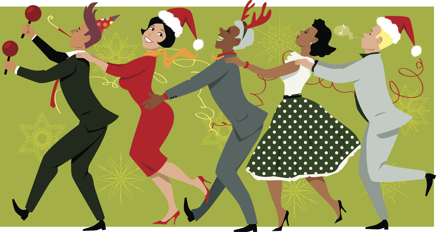 открытка гуляем танцуем точно что
