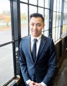 Defense Lawyer Tim Wong, Photo by Heleyna Holmes Photography