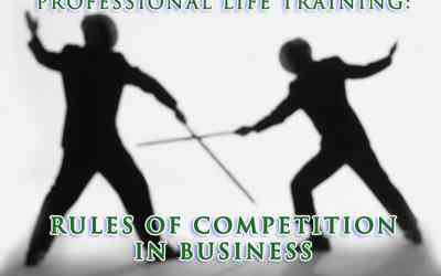 Rules of Competition in Business for Christians
