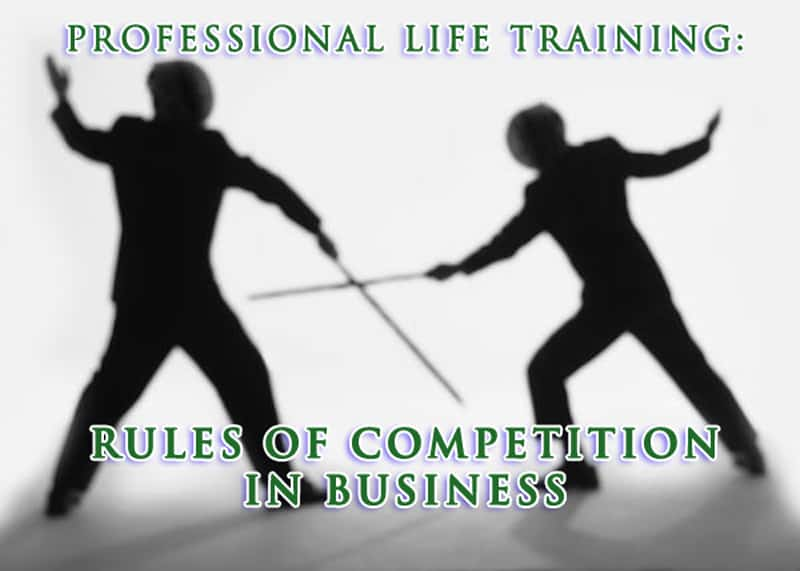 rules of competition in business