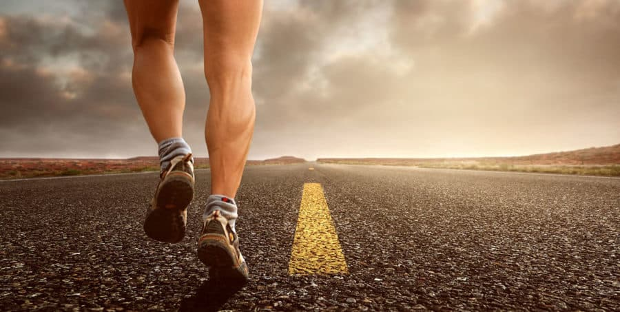 pros and cons of running for men