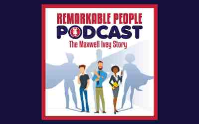 Max Ivey | The Blind Blogger, Growing Up Circus, & No Excuses | Episode 26