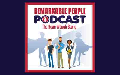 Ryan Waugh | Passion, Hard Work, & Nurturing Entrepreneurship | Episode 45