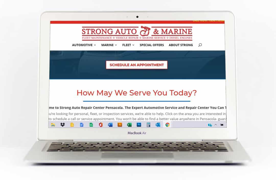 Strong Auto & Marine Repair
