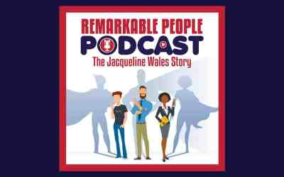 Jacqueline Wales   Overcoming Fear, Forgiving Yourself, & Taking Responsibility