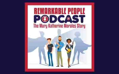 Mary Katherine Morales | Feeling Empty, Being Held Hostage, & A Transformed Life