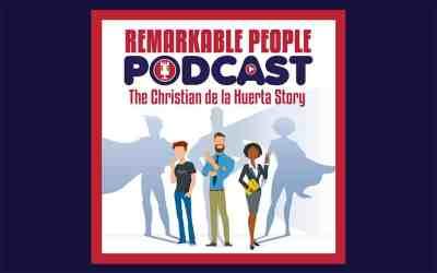 Christian de la Huerta   Escaping Communism, a Self Made Prison, & Fear thru Personal Transformation