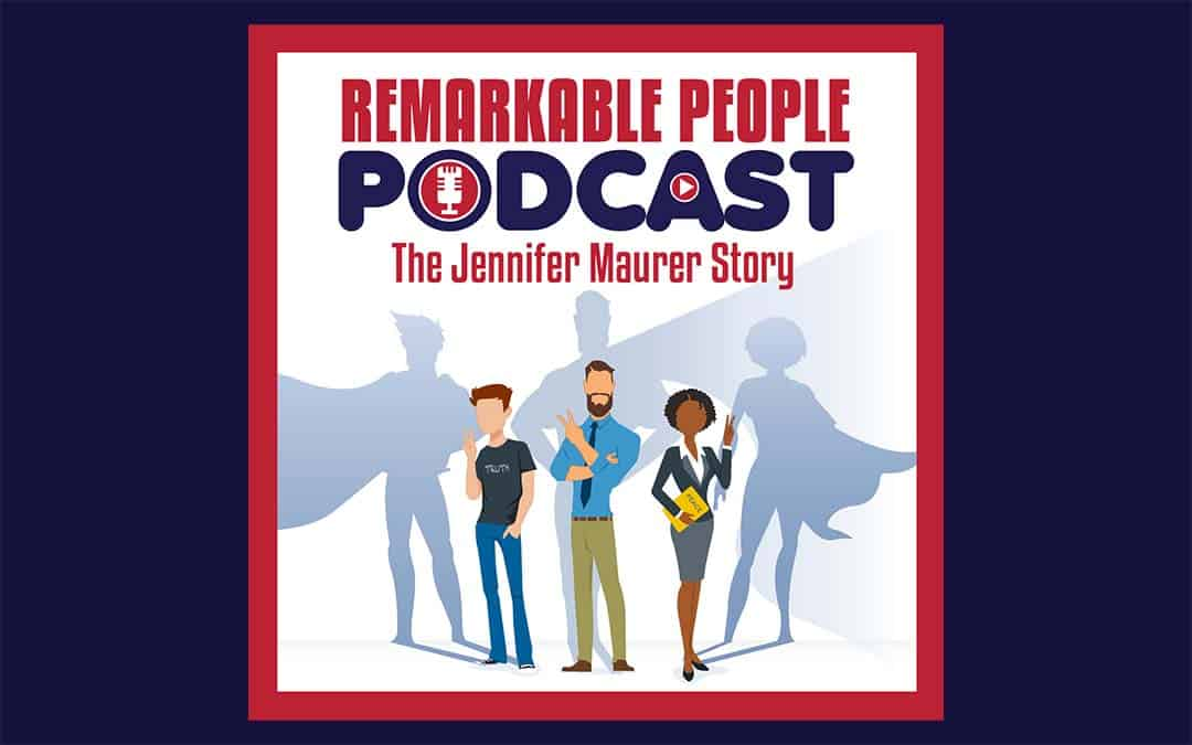 Jennifer Maurer | Living in the Moment, Recovering from Divorce, & Giving Your Personal Best