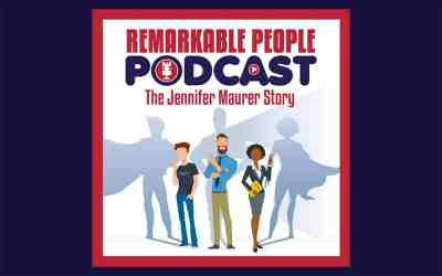 Jennifer Maurer   Living in the Moment, Recovering from Divorce, & Giving Your Personal Best
