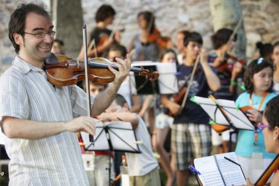 David Peralta Alegre, violinista, social media strategist y community manager