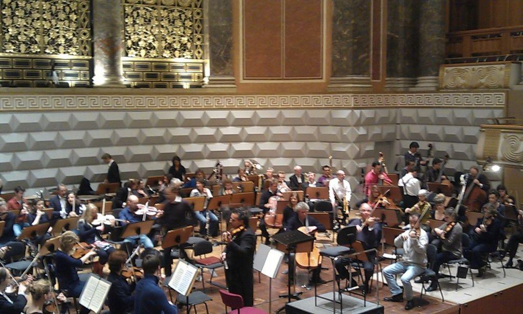 Orquestas amenazadas