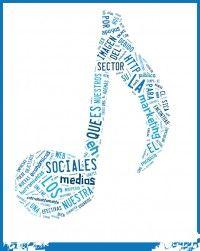 Gesti\on musical en social media