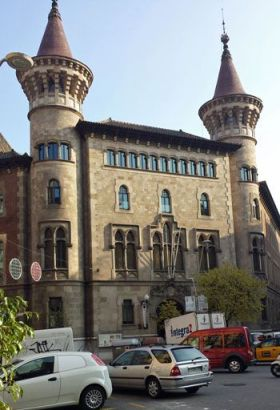 Conservatorio red social de Barcelona