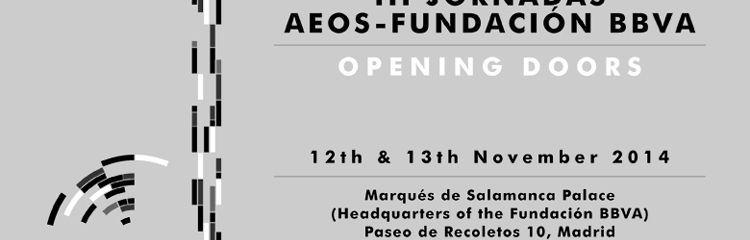III Jornadas AEOS: orquestas, tecnología, innovación y desarrollo