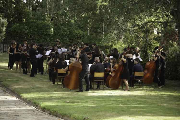 Nuevo reto: director artístico de la Academia Sarasate, formación orquestal 2.0